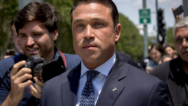 Michael Grimm sentenced to 8 months in prison