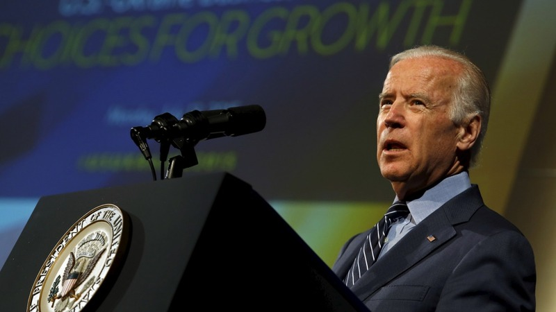 Biden's back to sell Obama's Iran deal