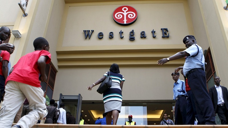 Westgate Mall reopens after deadly attack