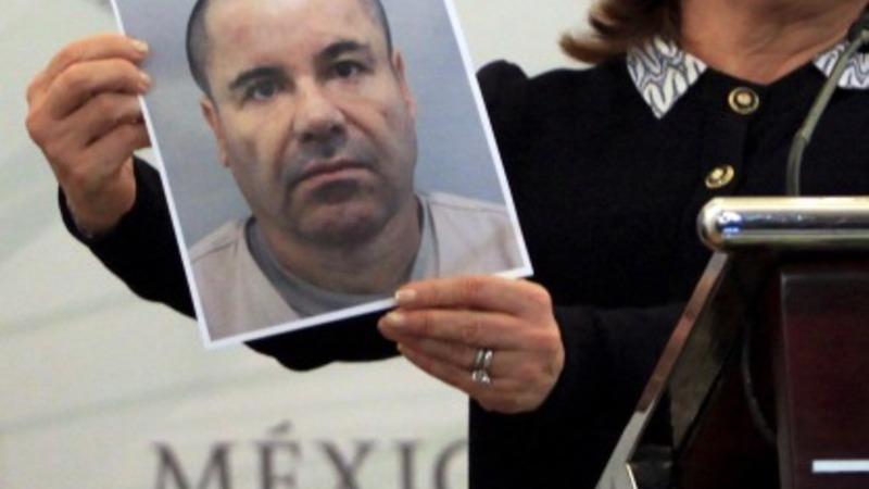 Mexico arrests 7 in kingpin escape