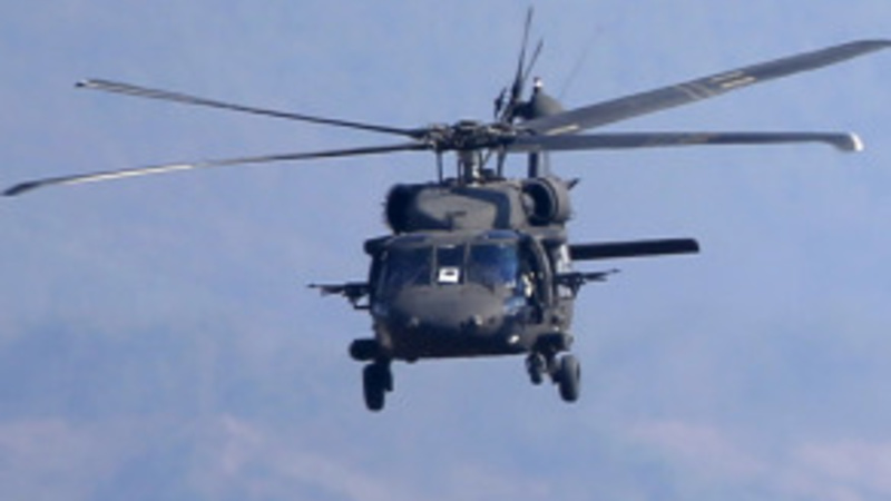 Lockheed Martin to buy maker of Black Hawks