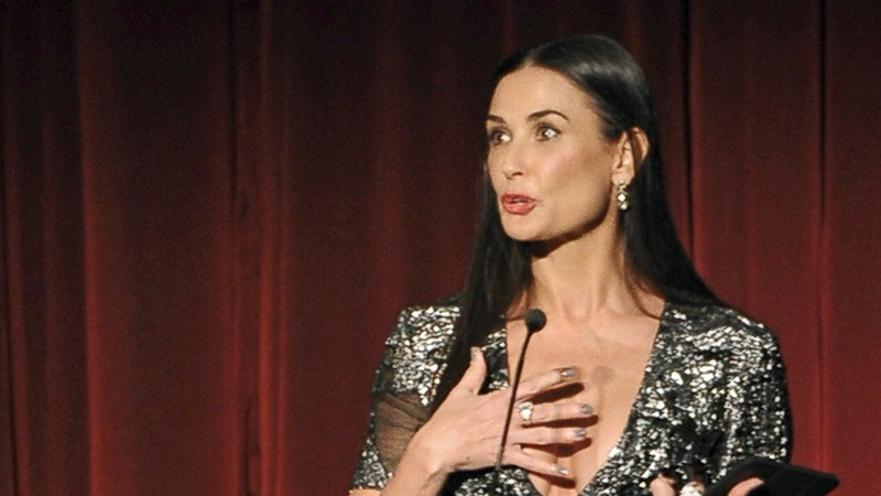 Man found dead in Demi Moore's swimming pool