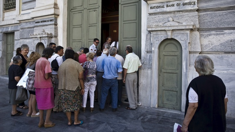 Greek banks reopen after deal