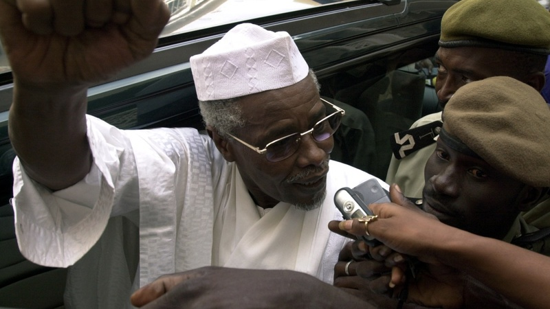Chad ex-president's war crimes trial begins