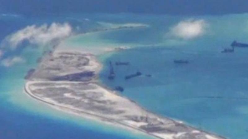 U.S. flight sparks new South China Sea tension