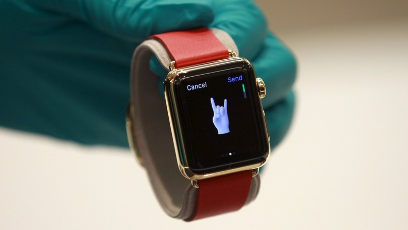 Investors eyeing Watch in Apple's results