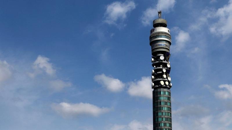 Icon reborn: BT Tower restaurant spins again
