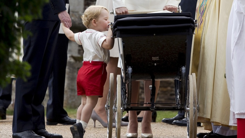 Prince George turns two