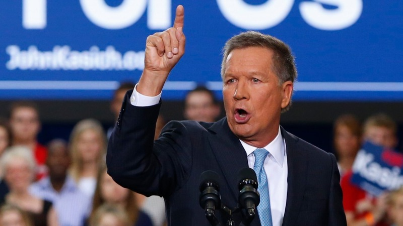Kasich dives in: Why he matters in '16