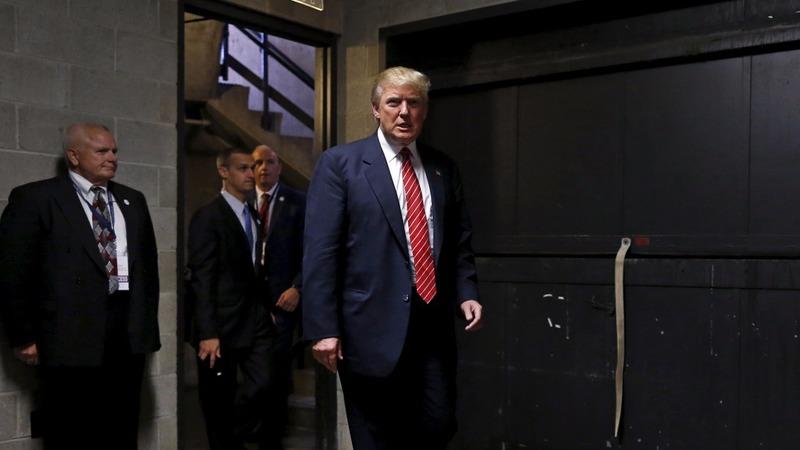VERBATIM: Trump slams Lindsey Graham