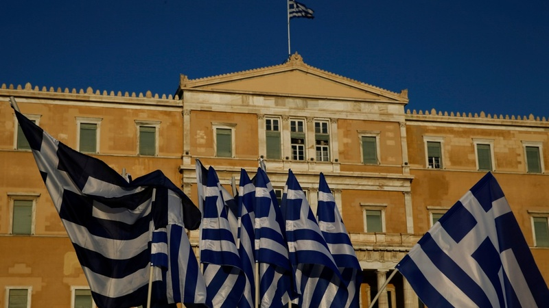 Greek parliament votes on bailout reforms