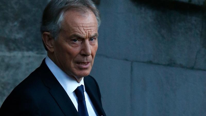 VERBATIM: Blair warns Labour not to turn left