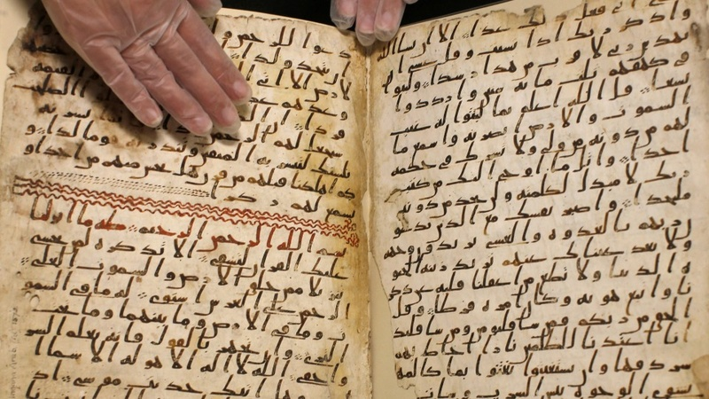 Could this be the original Koran?