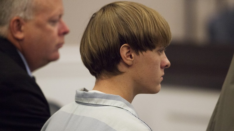 Charleston suspect charged with hate crimes