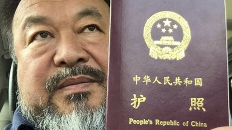 China returns Ai Weiwei's passport