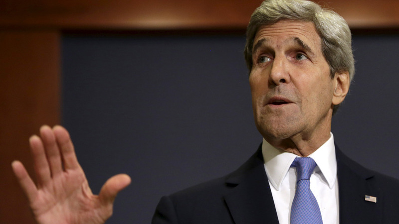 Kerry mounts counterattack on Iran deal