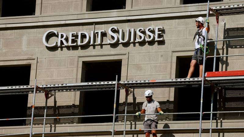 Strategy shift at Credit Suisse