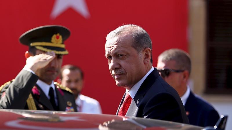 Turkey, U.S. get tough on ISIS