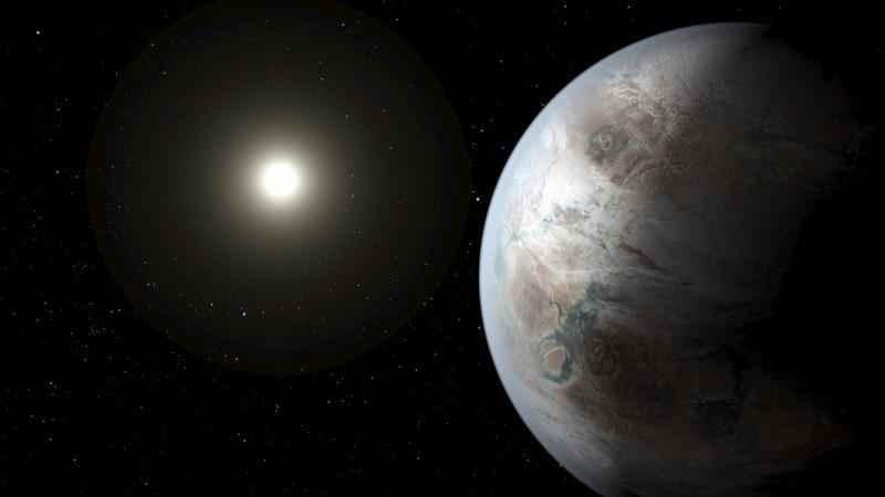 NASA telescope discovers Earth 'cousin'.
