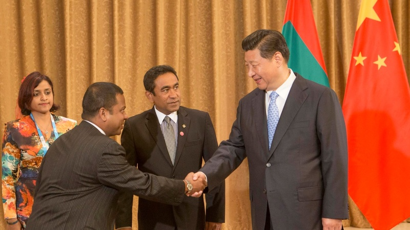 Maldives land law spooks China-wary India