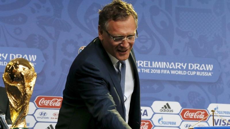 VERBATIM: FIFA's Valcke shakes-off scandals