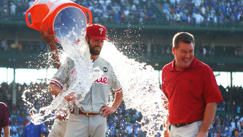 Hamels no-hitter could be Philly swan song