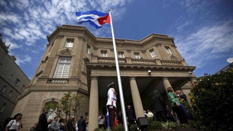 Cuba curbs anti-U.S. talk on 'Day of Rebellion'