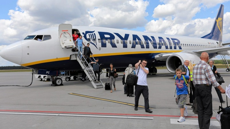 Bullish Ryanair eyes market-share grab