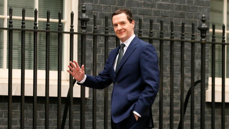 Osborne in Paris for EU reform push