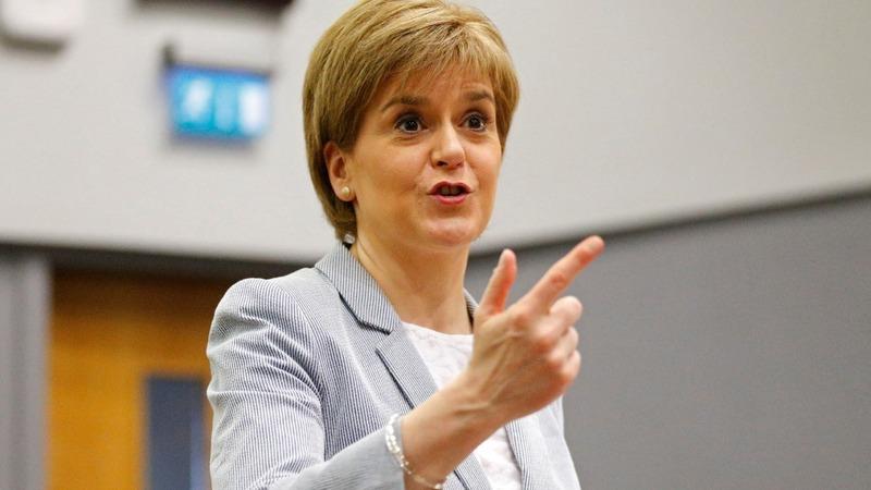 VERBATIM: Sturgeon on 2nd referendum
