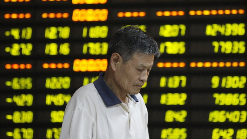 Wall Street slumps as China stocks plummet