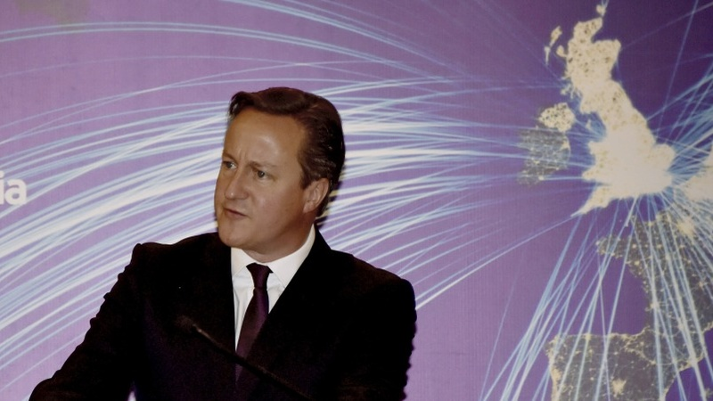 Cameron wants 'dirty money' cleansed from UK