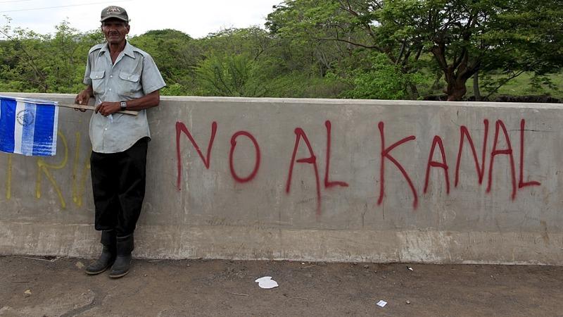 New canal 'threatens' Nicaraguan tourism