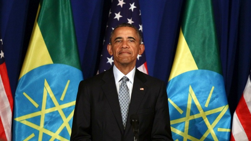 Following the Obama tour in Africa