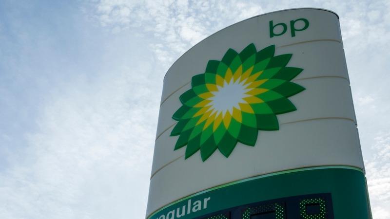 BP second-quarter profits hit