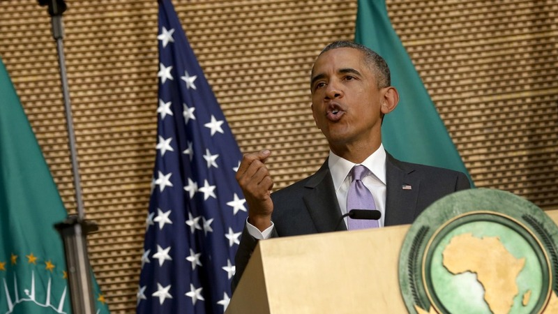 VERBATIM: Obama addresses African Union