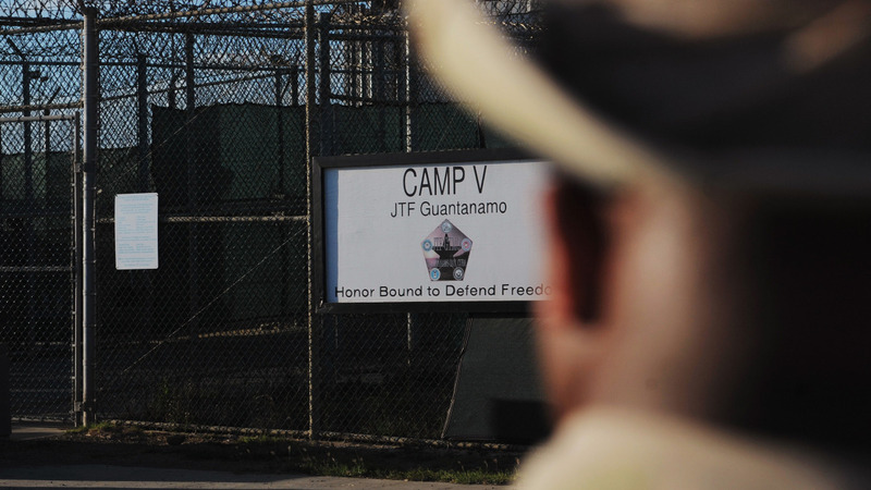 Exclusive: Pentagon probing Gitmo cancer links