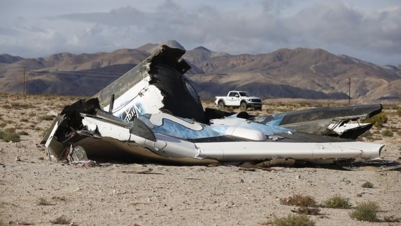 VERBATIM: Why did Virgin Galactic crash?