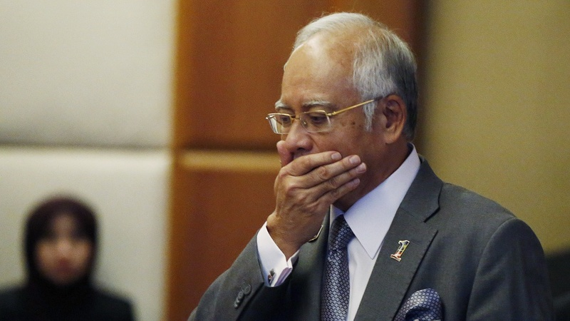 Malaysia shelves probe into 1MDB scandal