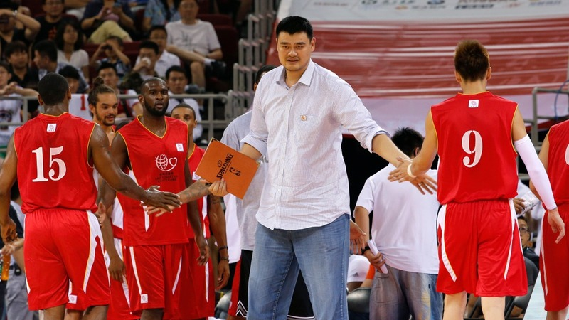 VERBATIM: Yao Ming on human rights in China