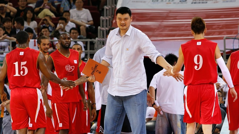 VERBATIM: Yao Ming on human rights in China