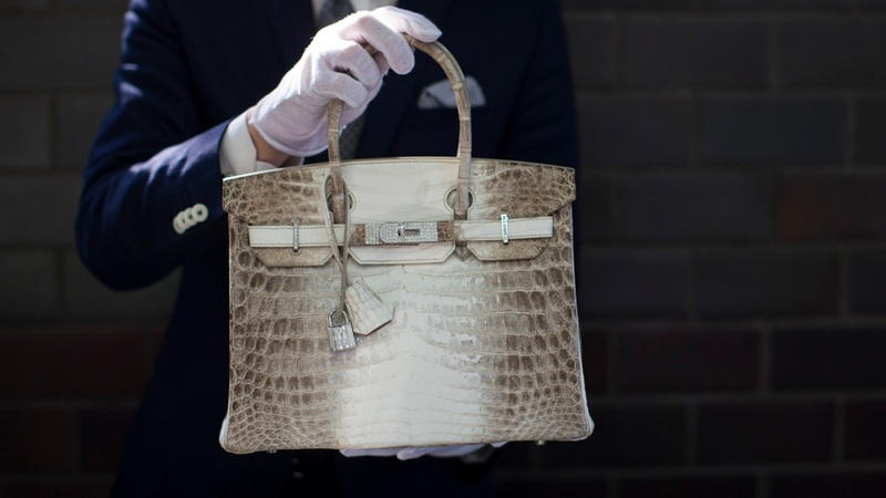 Jane Birkin asks Hermes to rename bag