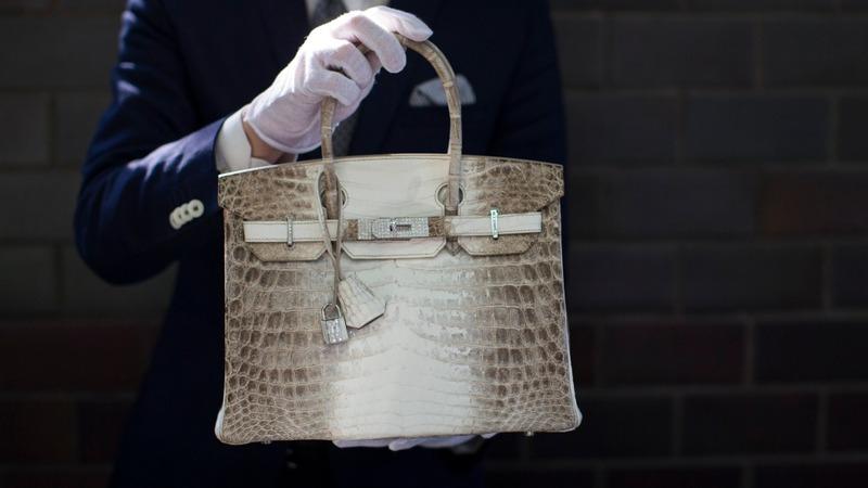 Jane Birkin asks Hermes to rename bag