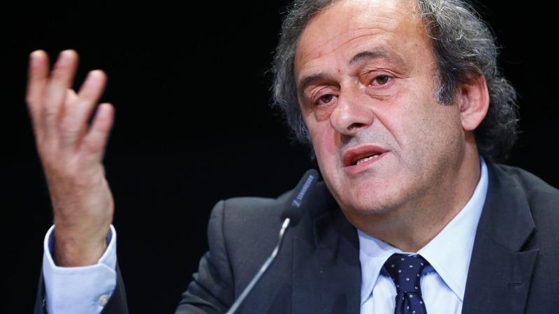 Platini launches FIFA presidency bid
