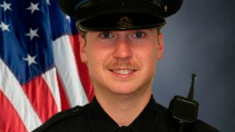 White officer charged in death of black driver