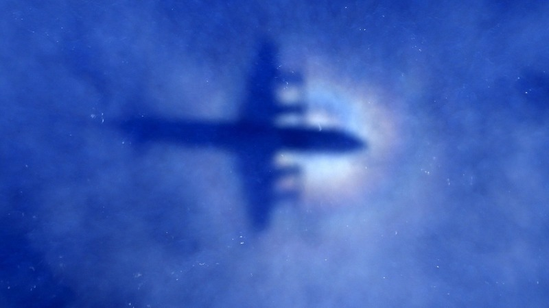 Chasing jetliner debris back to its source