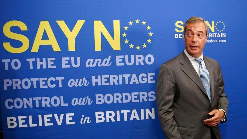 UKIP announce 'No' campaign push