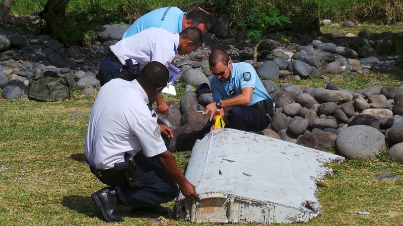 Possible MH370 debris analyzed by officials