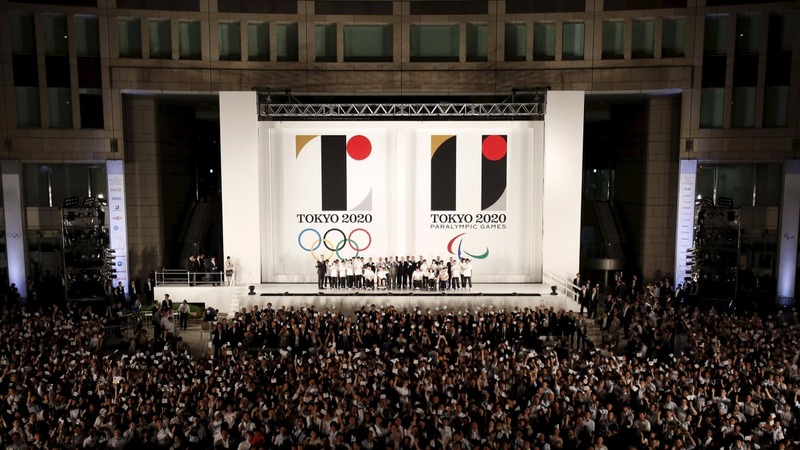 Japan on the defensive over Olympic logo