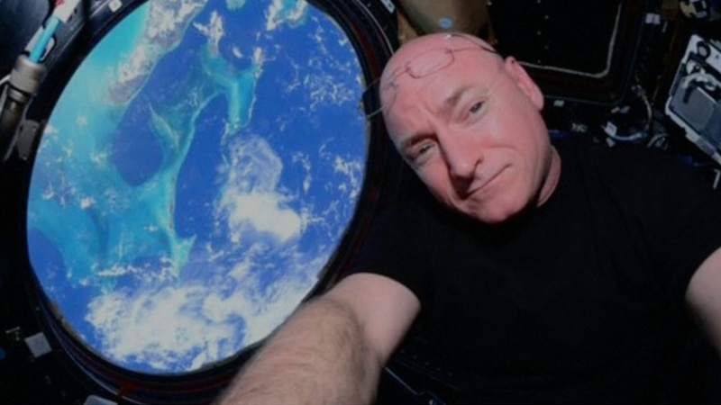 VERBATIM: ISS astronauts 'feeling great' in space